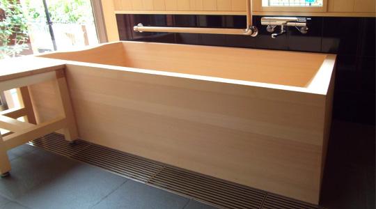 大阪府N様邸 ― O-Bath ne-yoku システムバス