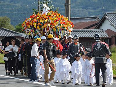 花馬祭り (12a)